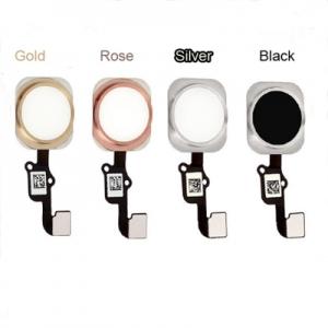 Flex iPhone 6S 4,7, 6S PLUS 5,5 tlačítko Home Gold