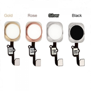 Flex iPhone 6S 4,7, 6S PLUS 5,5 tlačítko Home Rose gold