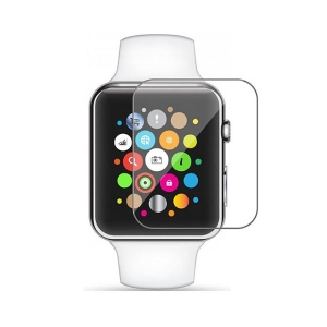 Tvrzené sklo 5D Apple Watch 40x34mm, transparentní