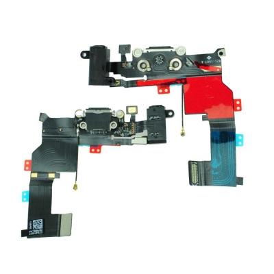 Flex iPhone SE s dobíjecím konektorem (barva černá)