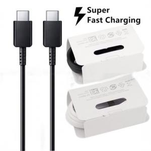 Datový kabel Samsung EP-DG977BBE (NOTE 10) USB TYP C / USB TYP C (bulk)