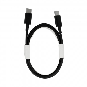 Datový kabel micro USB Typ C na micro USB Typ C barva černá - 2 metry
