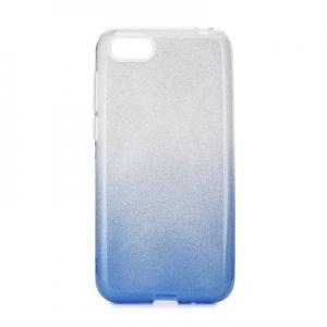 Pouzdro Back Case Shining Huawei P40 Lite E, barva modrá