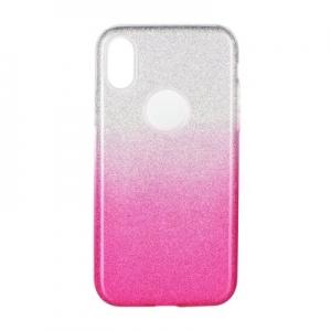 Pouzdro Back Case Shining Huawei P40 Lite E, barva růžová