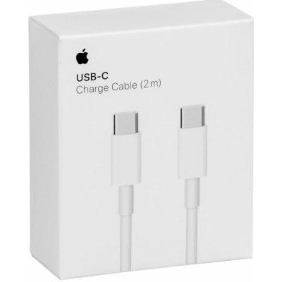 Datový kabel iPhone MLL82ZM/A 2metry (blistr) originál micro USB Typ C to Typ C