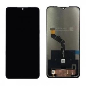 Dotyková deska Nokia 6.2, 7.2 + LCD černá