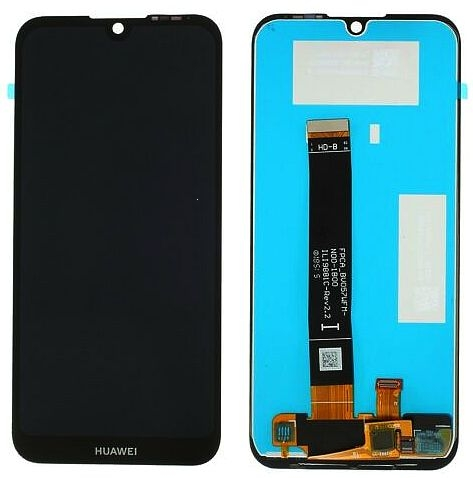 Dotyková deska Huawei Y5 (2019), HONOR 8S + LCD černá