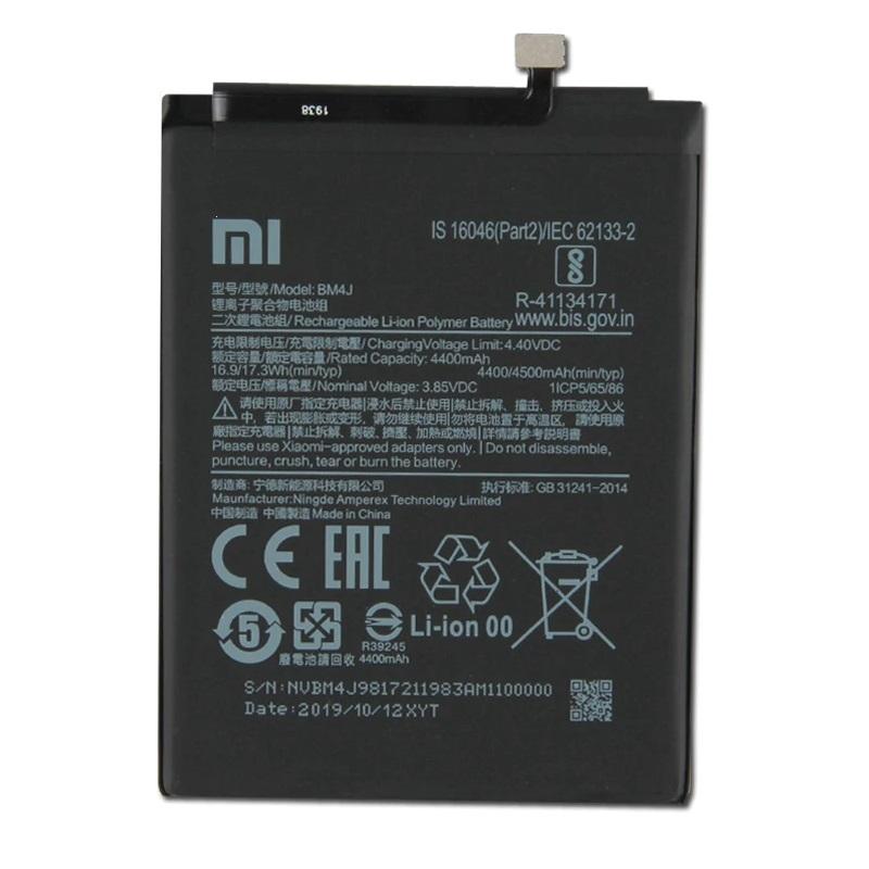 Baterie Xiaomi BM4J 4500mAh - Redmi NOTE 8 PRO - bulk