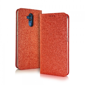 Pouzdro Shining Book iPhone 7, 8, SE 2020 (4,7), barva červená