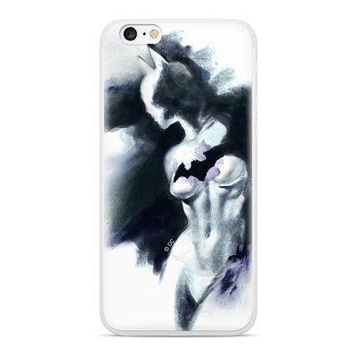 Pouzdro iPhone 5, 5S, SE Bat Girl vzor 001