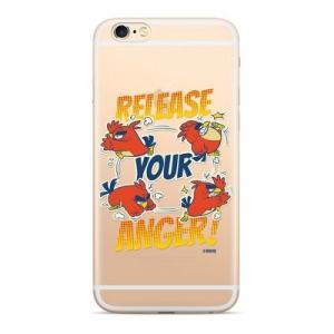 Pouzdro iPhone 6, 6S Angry Birds vzor 017