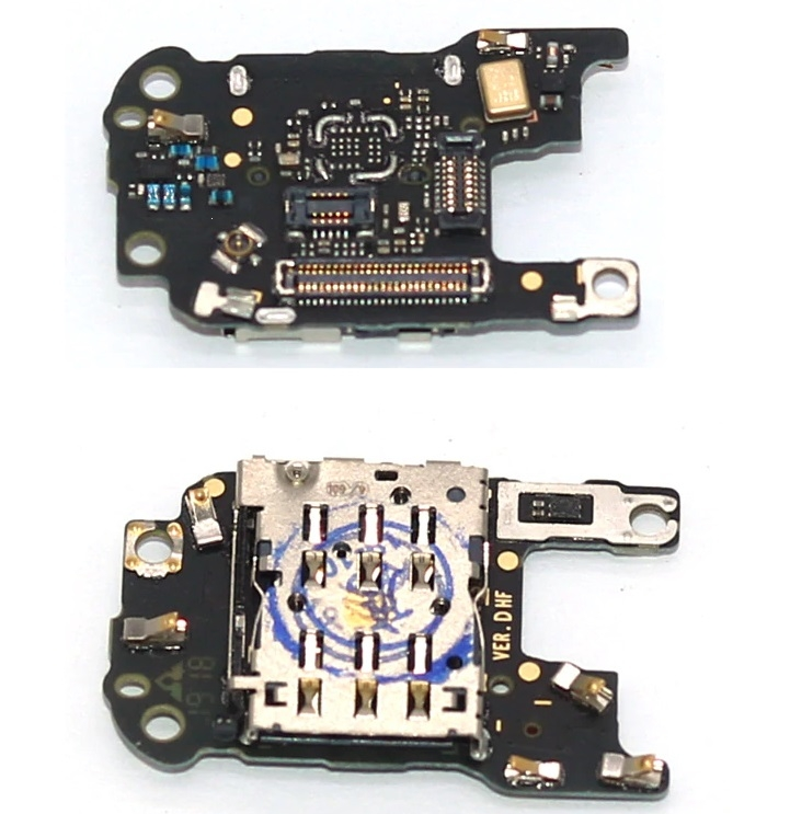 Huawei P30 PRO flex microfon + SIM card reader