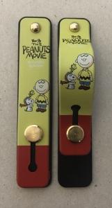 Držák PopSocket Typ 2 - barva žlutá, Snoopy