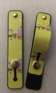 Držák PopSocket Typ 2 - barva žlutá, Sponge Bob