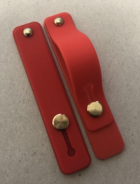 Držák PopSocket Typ 2 - barva červená