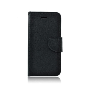 Pouzdro FANCY Diary Xiaomi Mi 10, Mi 10 Pro barva černá