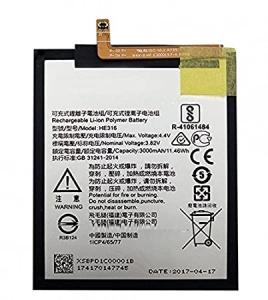 Baterie Nokia HE316 3000mAh Li-ion (Bulk) - Nokia 6