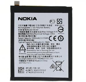 Baterie Nokia HE340 3000mAh Li-ion (Bulk) - Nokia 7.1