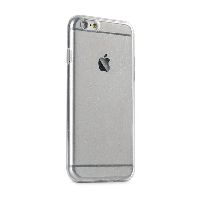 Pouzdro Back Case Ultra Slim Glitter 0,5mm Xiaomi Redmi Note 7 transparentní