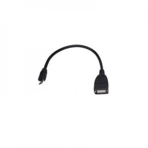 Micro USB adaptér pro USB OTG černá