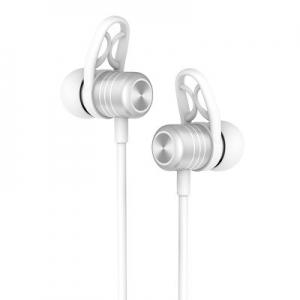 Bluetooth headset HOCO ES14 SPORT barva bílá