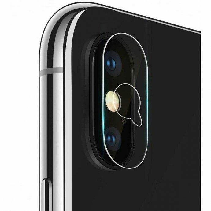 Tvrzené sklo Flexible pro fotoparát, Samsung A405 Galaxy A40 transparentní