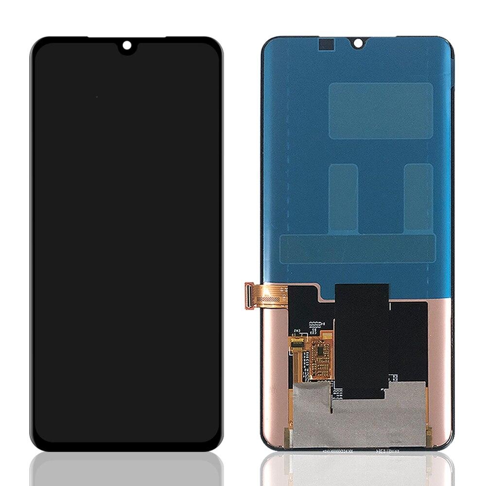 Dotyková deska Xiaomi Mi NOTE 10, NOTE 10 Lite + LCD černá