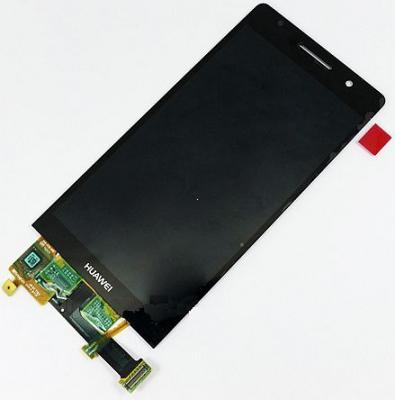 Dotyková deska Huawei P6 Ascend + LCD černá