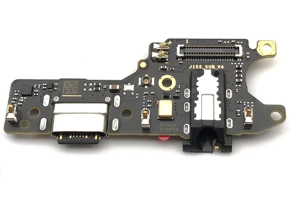 Xiaomi Redmi NOTE 9 flex pásek nabíjení + mikrofon