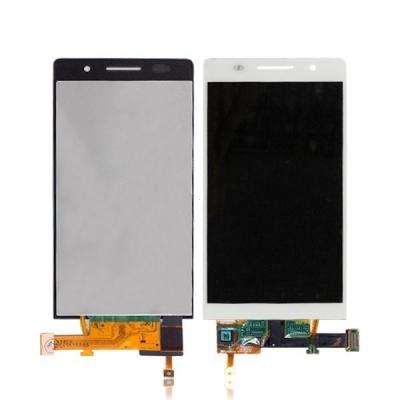 Dotyková deska Huawei P6 Ascend + LCD bílá