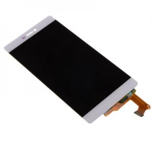 Dotyková deska Huawei P8 + LCD bílá