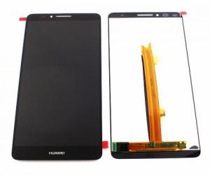 Dotyková deska Huawei MATE 7 + LCD černá