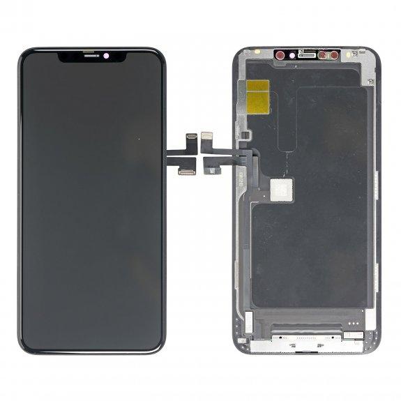 Dotyková deska iPhone 11 PRO MAX (6,5) + LCD černá
