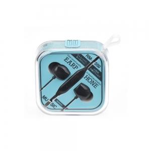 Hands Free REMAX RM-550 3,5 mm jack, barva černá