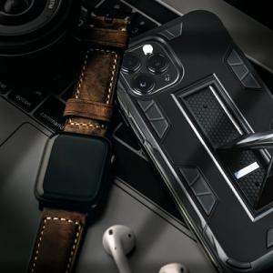 Pouzdro Defender Samsung A415 Galaxy A41, barva černá