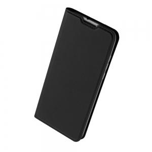 Pouzdro Dux Duxis Skin Pro iPhone 12, 12 Pro (6,1), barva černá