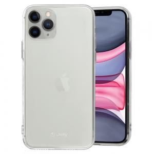 Pouzdro MERCURY Jelly Case iPhone 12, 12 Pro (6,1) transparentní