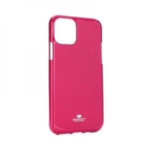 Pouzdro MERCURY Jelly Case iPhone 12, 12 Pro (6,1) růžová