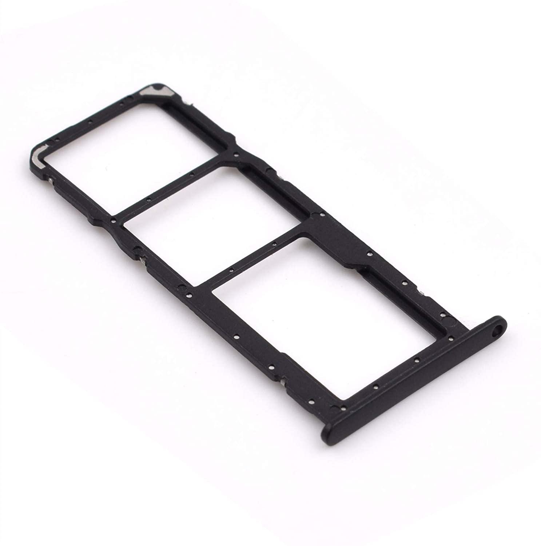 Držák (šuplík) SIM Huawei HONOR 8X černá