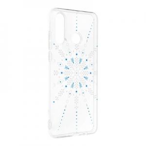 Pouzdro Winter Samsung A426B Galaxy A42 5G, vzor vločka