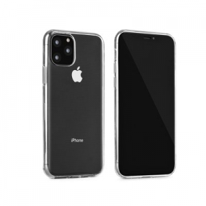 Pouzdro Back Case Ultra Slim 0,3mm iPhone 12 Mini (5,4) transparentní