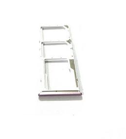 Držák (šuplík) SIM Xiaomi Redmi 9 purple