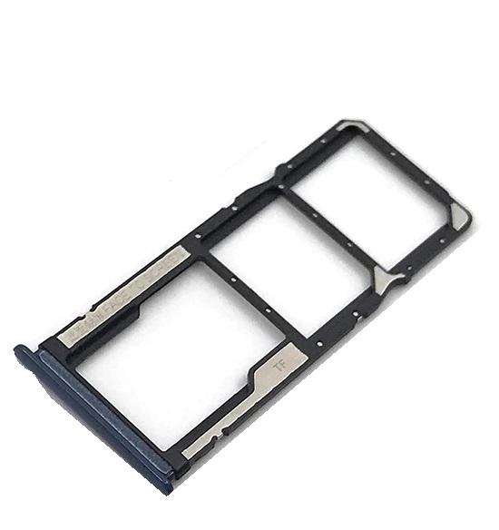 Držák (šuplík) SIM Xiaomi Redmi NOTE 9 grey
