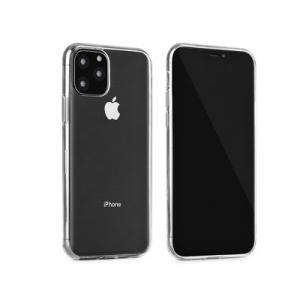Pouzdro Back Case Ultra Slim 0,3mm iPhone 12, 12 Pro (6,1) transparentní