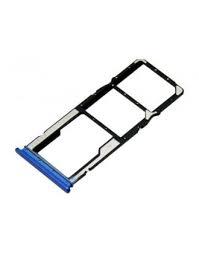 Držák (šuplík) SIM Xiaomi Redmi 8 blue