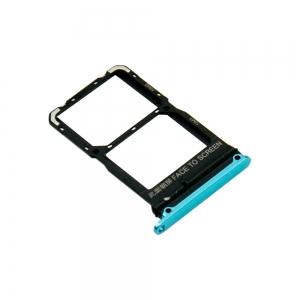 Držák (šuplík) SIM Xiaomi Mi 10, Mi 10PRO green