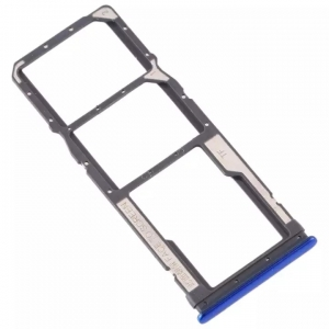 Držák (šuplík) SIM Xiaomi Redmi NOTE 8, NOTE 8T blue