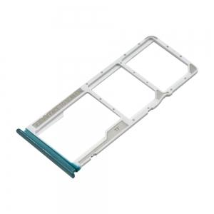 Držák (šuplík) SIM Xiaomi Redmi NOTE 9S green