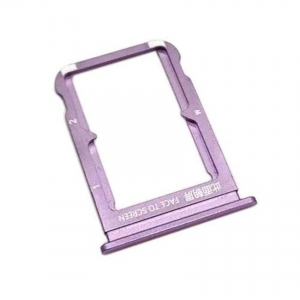 Držák (šuplík) SIM Xiaomi Mi 9 purple
