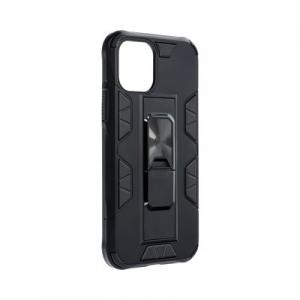 Pouzdro Defender iPhone 12, 12 Pro (6,1), barva černá